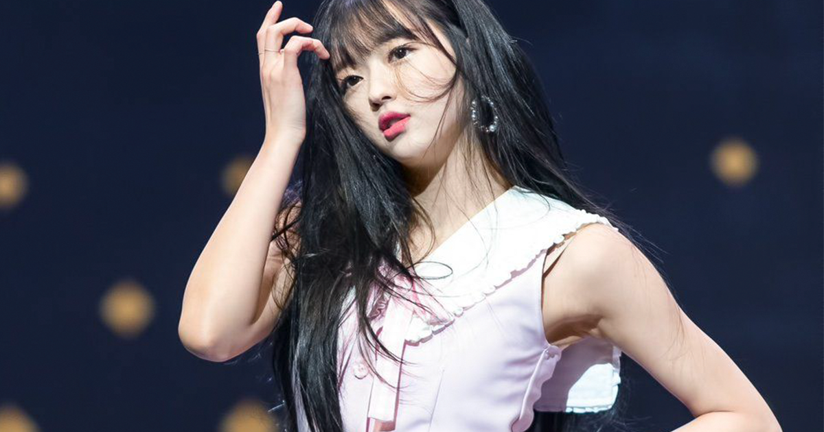 Oh My Girl YooA Has Rare Body Measurements That Give Her God