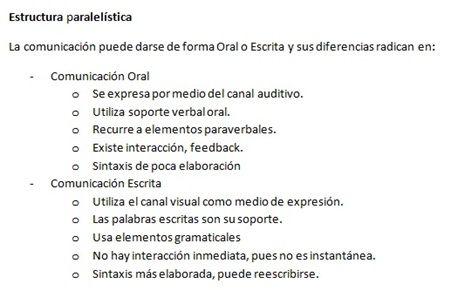 Estructura Interna Del Texto I La Guía De Lengua