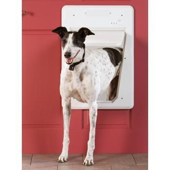 Petsafe Electronic Smartdoor Smart Dog Door Dog Door Pet Doors