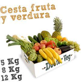 Fruta Y Verdura Online Frutas Y Verduras Verduras Fruta Ecologica