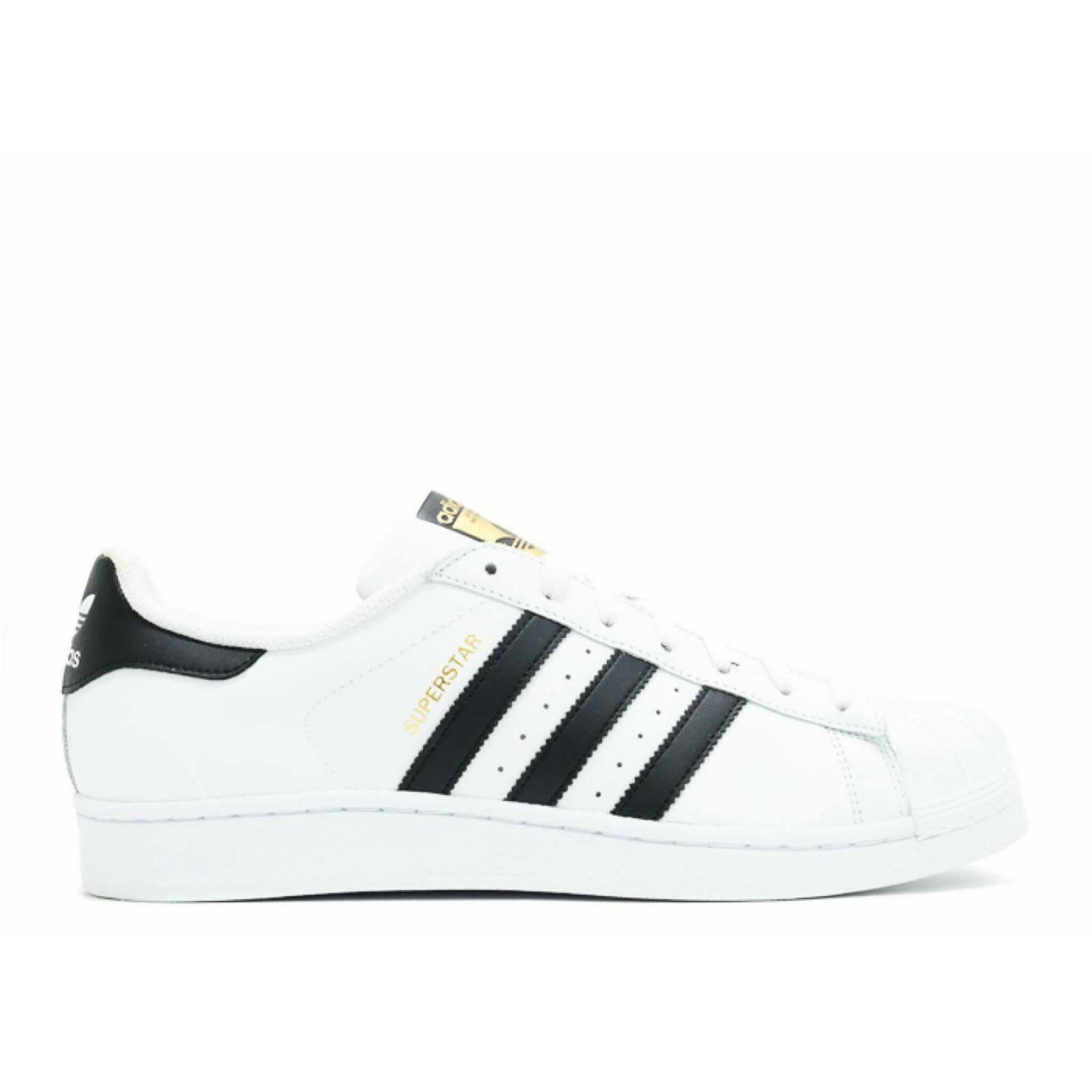 Adidas Superstar For Men White With Black Stripes