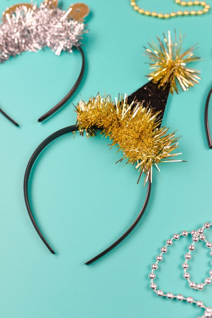 2020 New Years Eve Party Headbands