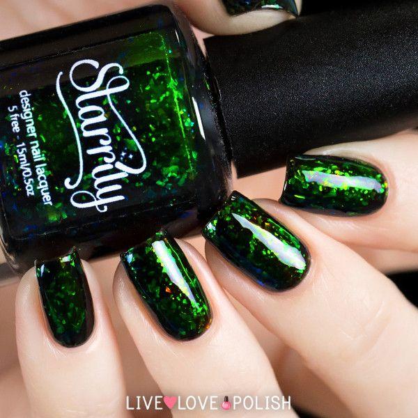 Starrily The Matrix Nail Polish | Nail Art Community Pins ...