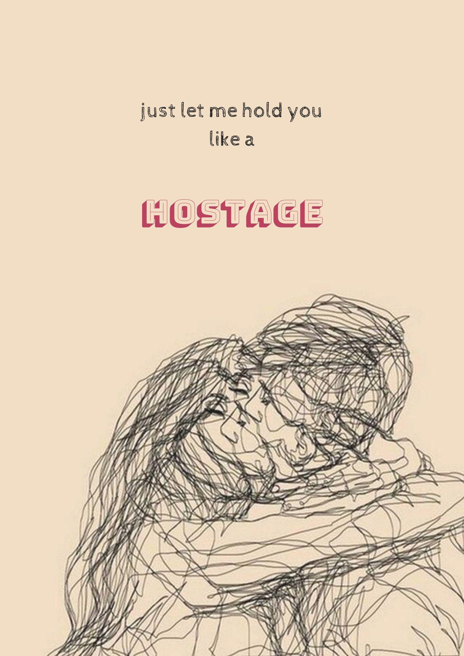 Hostage Billie Eilish Lyrics Billie Pinterest Imsadlu