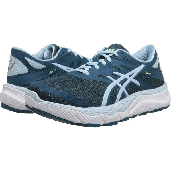 8542c60a8be0 ASICS 33-M Women s Running Shoes (150 CAD) ❤ liked on Polyvore featuring