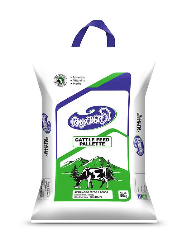 Download Avani Cattle Feeds Pallette Bag Design By Brandz Cattle Feed Feed Bags Cattle
