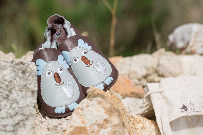 Children soft sole shoes