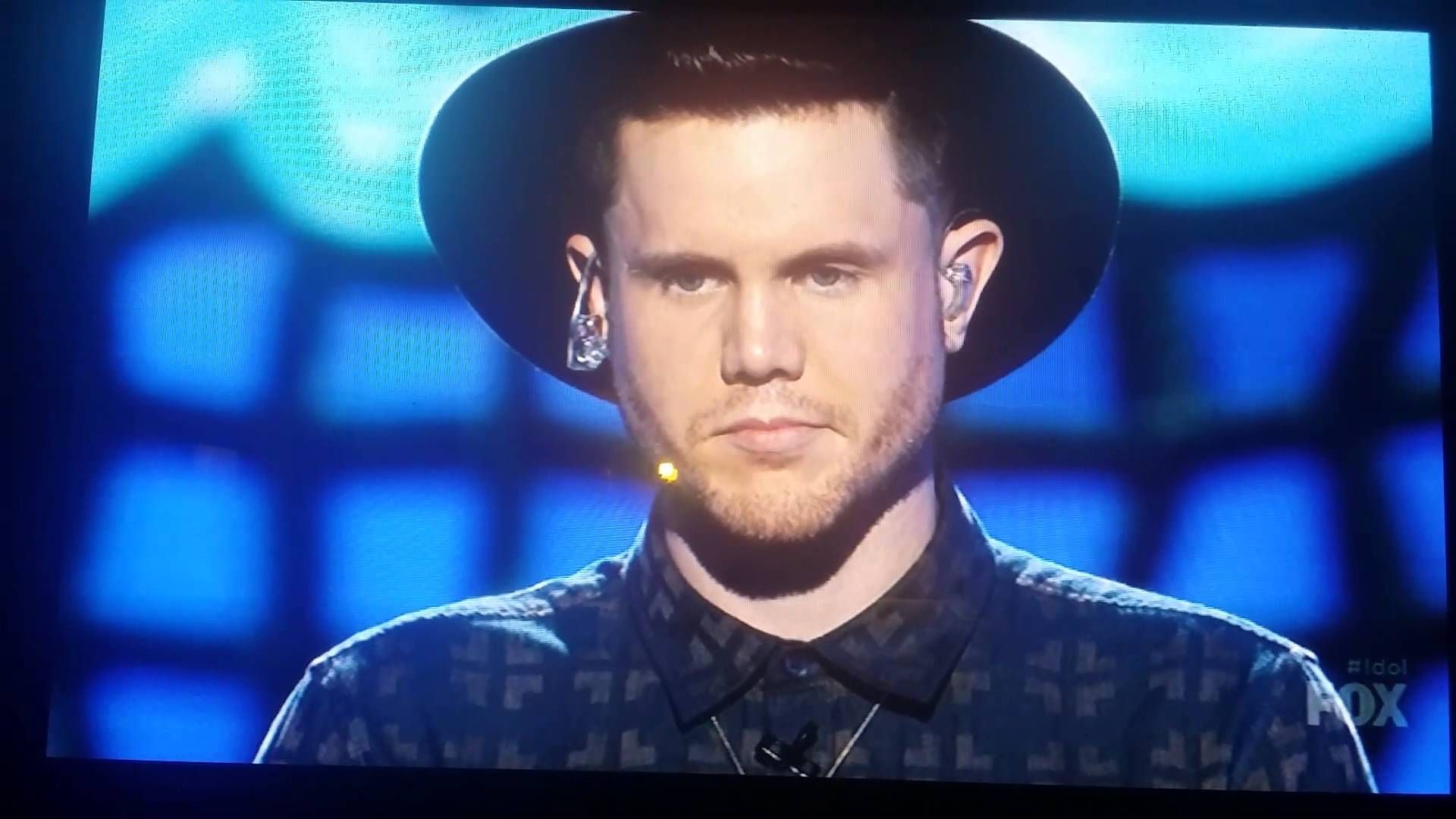 Trent Harmon(Amory Mississippi)Simple Man American Idol