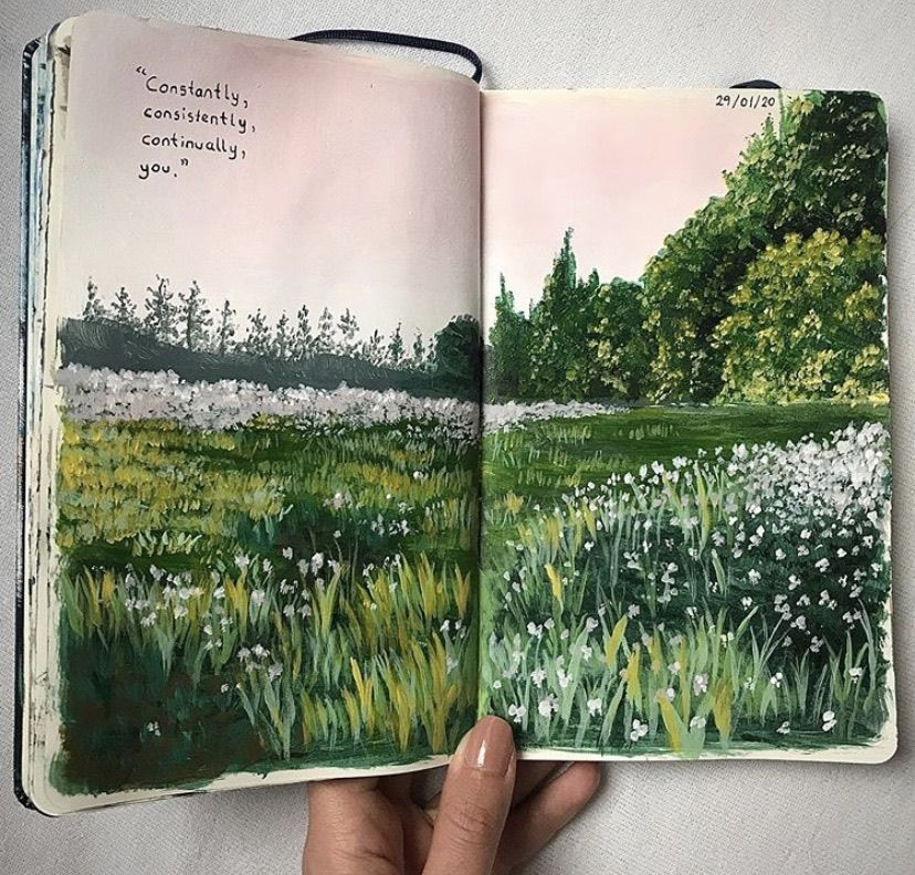 Image about art in Journals by . - on We Heart It