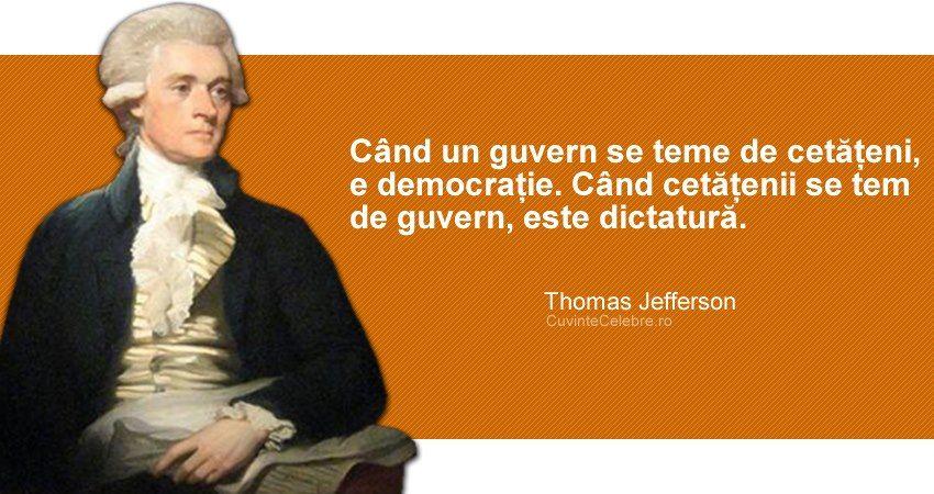 De Fapt Tu Iți Creezi Realitatea Citat De Goethe Thomas Jefferson Citate Guvern