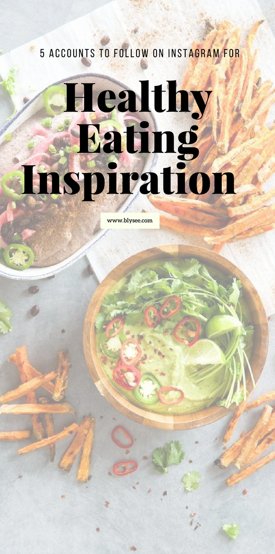 11 accounts to follow on instagram for healthy eating inspiration 11 accounts to follow on instagram for healthy eating inspiration healthy recipes forumfinder Choice Image
