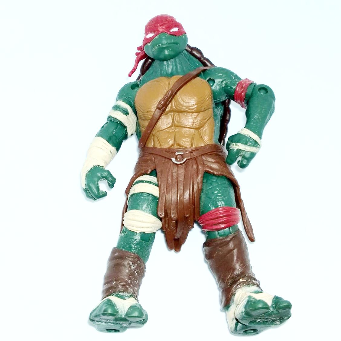 """TMNT Teenage Mutant Ninja Turtles 6/"""" Loose Figure Set"""
