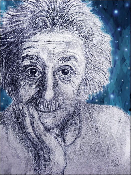 Pencil drawing of albert einstein drawings ofpencil drawingsfine art