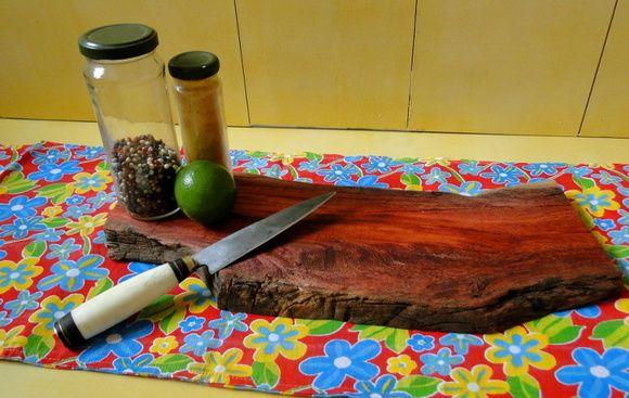 Petisqueira rústica de madeira 3