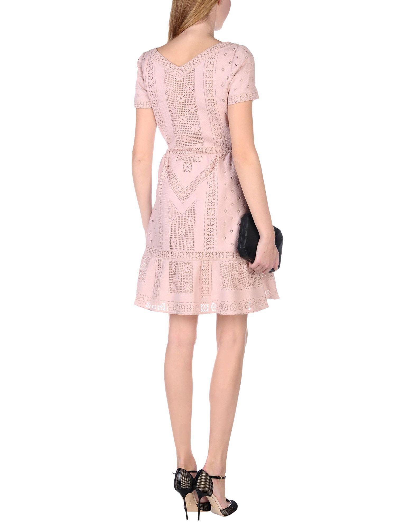 Valentıno women short dress on yoox the best online selection of