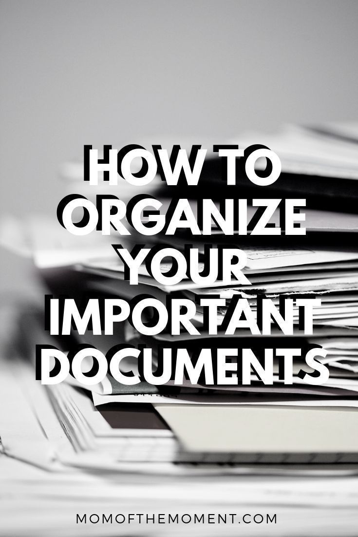 How to Organize Your Important Documents #importantdocuments Get your ducks in a row before you find yourself in search of important documents. A little time to organize now will save you loads of time later! #importantdocuments How to Organize Your Important Documents #importantdocuments Get your ducks in a row before you find yourself in search of important documents. A little time to organize now will save you loads of time later! #importantdocuments How to Organize Your Important Documents # #importantdocuments