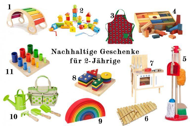 Nachhaltige Geschenkideen für Babys, Kleinkinder und ältere