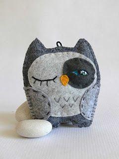 Cute owl!