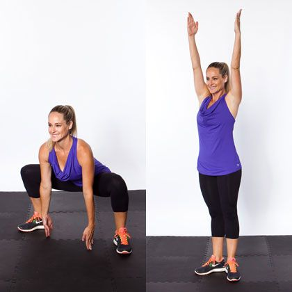 Top 10 NEW Exercises for Thinner Thighs. Just did this inner thigh workout and its pretty fabulous! -MS
