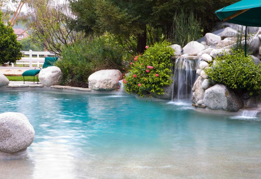 What Is A Beach Entry Swimming Pool Backyard Escapes Pools