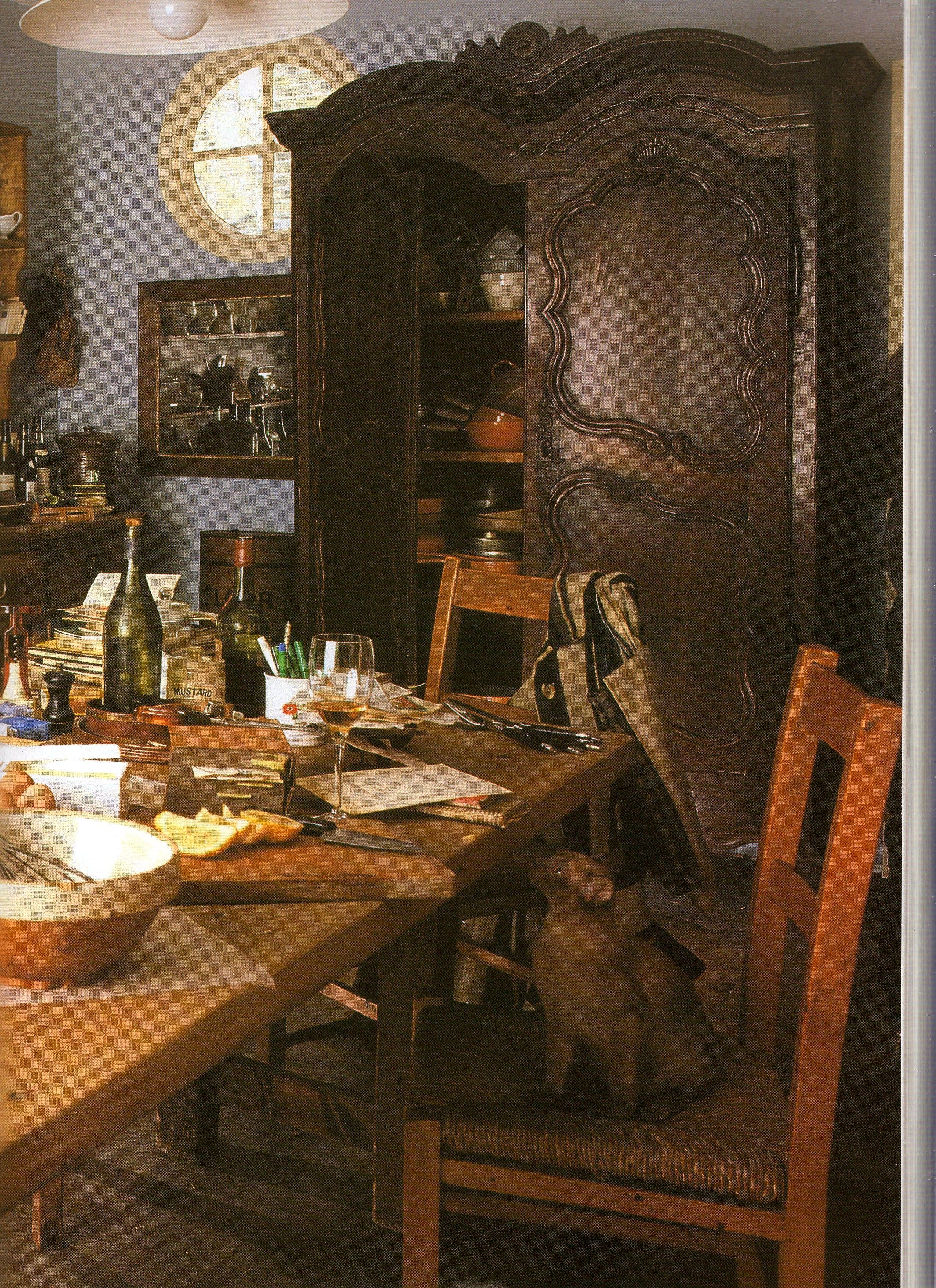 Elizabeth David\'s Kitchen Dresser | Favorite English Food Writers ...