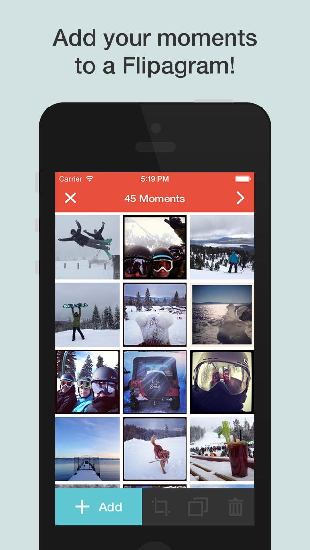 Bring Moments to Life with Flipagram™ Create beautiful