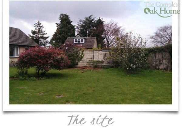 4 Bed oak frame home in Gloucestershire