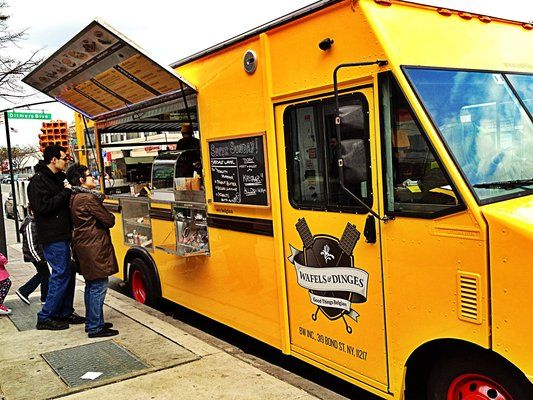 Food Trucks 101 How To Start A Mobile Business