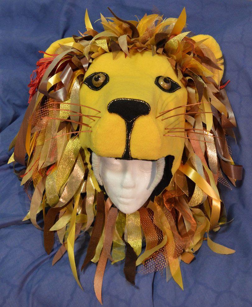 f2ede80c713 Luna Lovegood Lion Hat  1 by LaurenIsACrazyLlama on DeviantArt ...