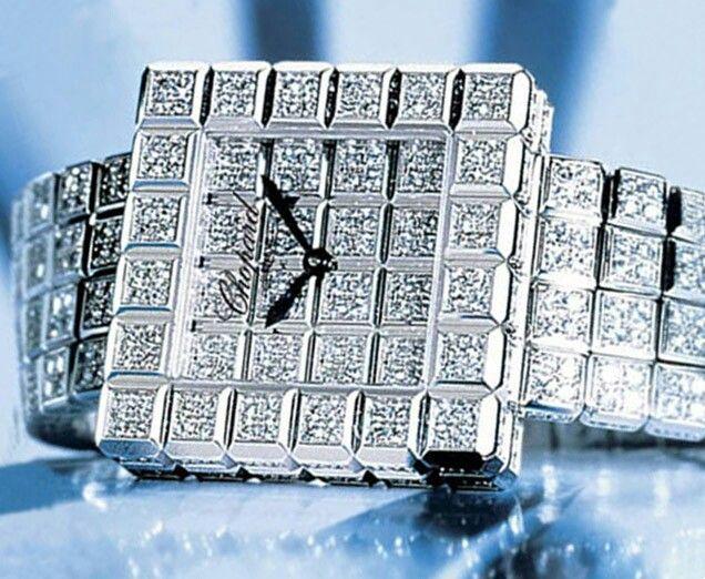 Chopard Super Eiswürfeluhr