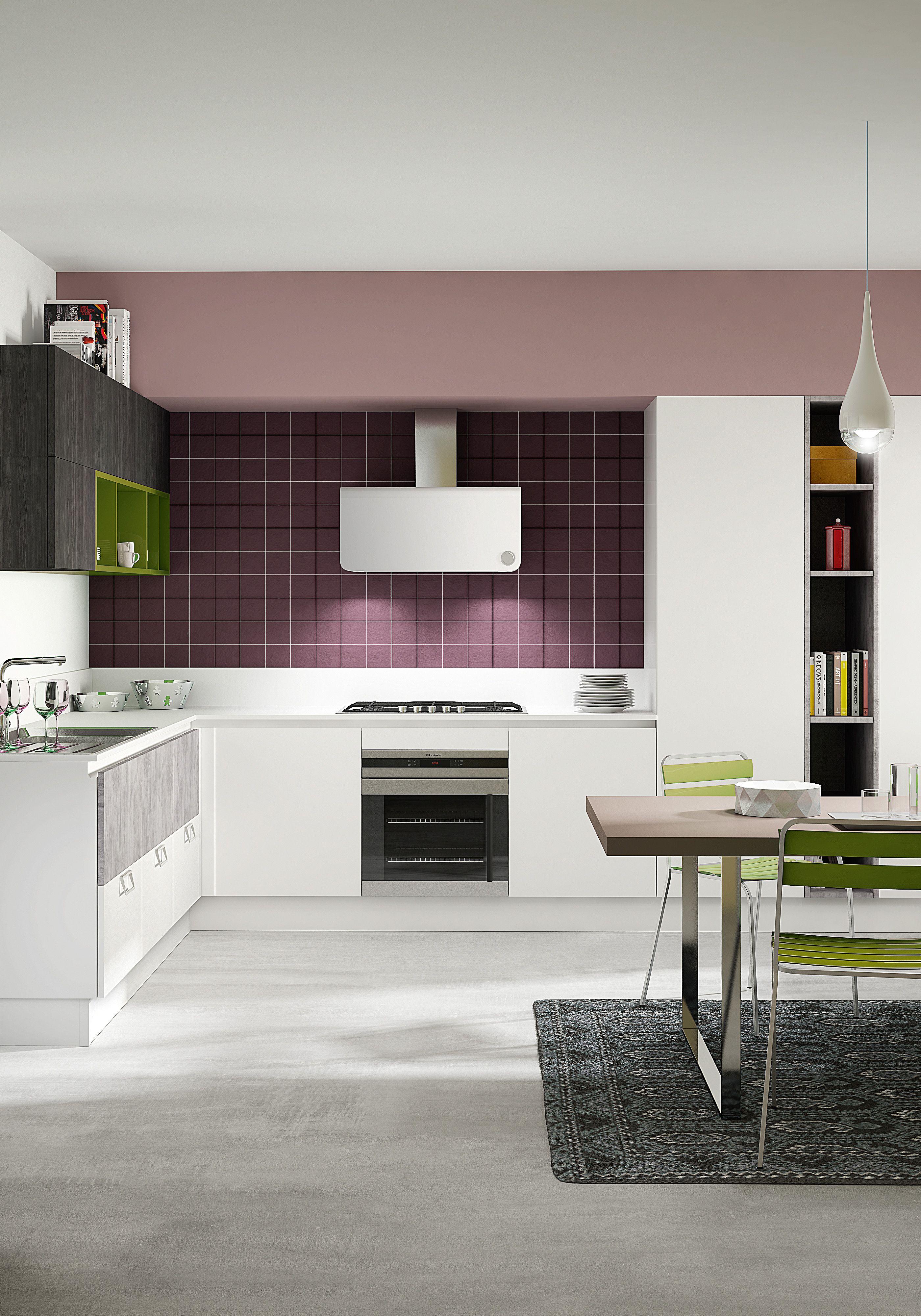 Berloni Cucina B-50 | Live your Kitchen | Pinterest | Kitchens