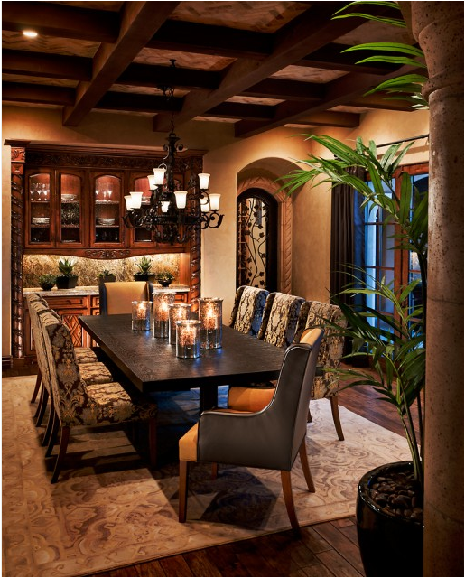 25 Awesome Traditional Dining Design Ideas: 30 Elegant Traditional Dining Design Ideas