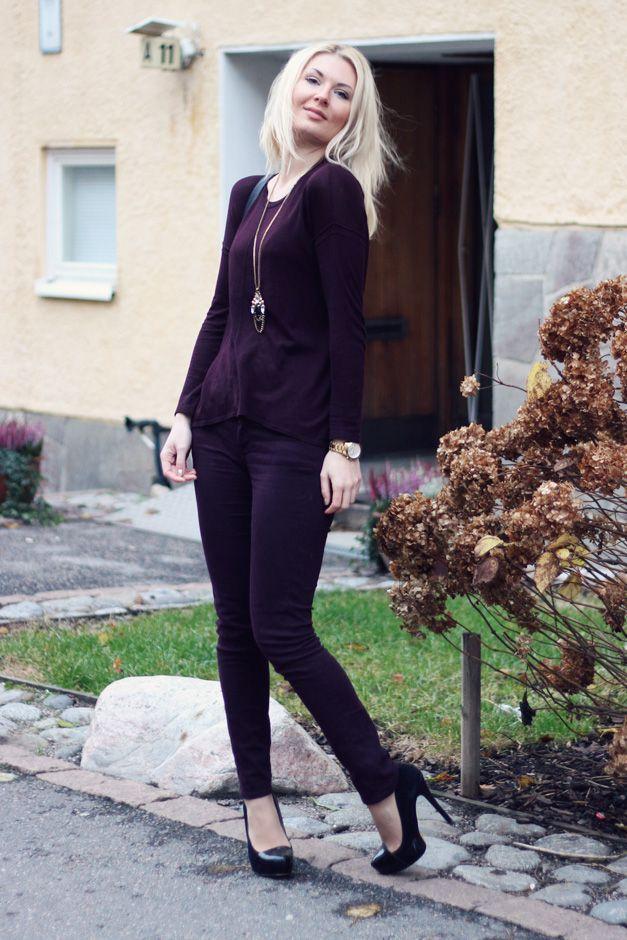 Knitting: HM / Jeans: HM / Blazer: Sheinside / Necklace: HM / Shoes: Diavolina