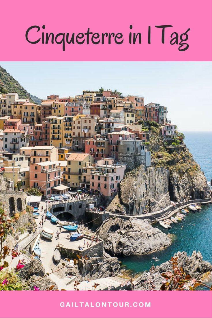 1 Tag In Den Cinqueterre Ausflug Reisen Und Italienreise