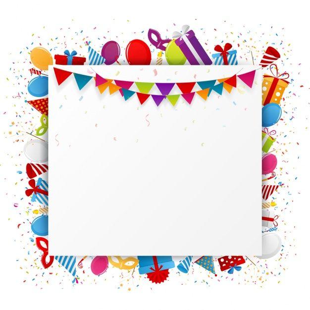 Birthday Background Design Birthday Background Design Birthday