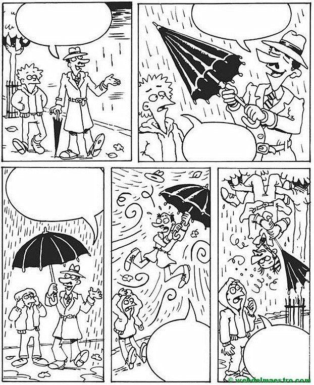Como Hacer Un Comic Web Del Maestro Comics Para Ninos Escritura Creativa Web Del Maestro