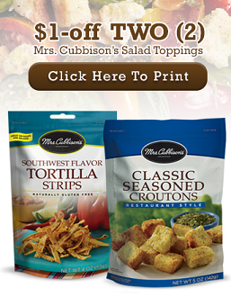 d49638f2dafc2b Kroger Mega Event  FREE Mrs Cubbison s Croutons - MyLitter - One Deal At A  Time