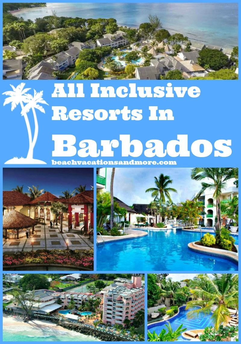 Best Barbados All-Inclusive Resorts