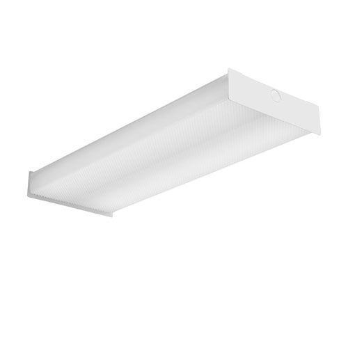 Lithonia Lighting Sbl2 Lp835 White Led Square Wraparound Ceiling Light 2 Feet 2k Lumens Sbl2 Lp835