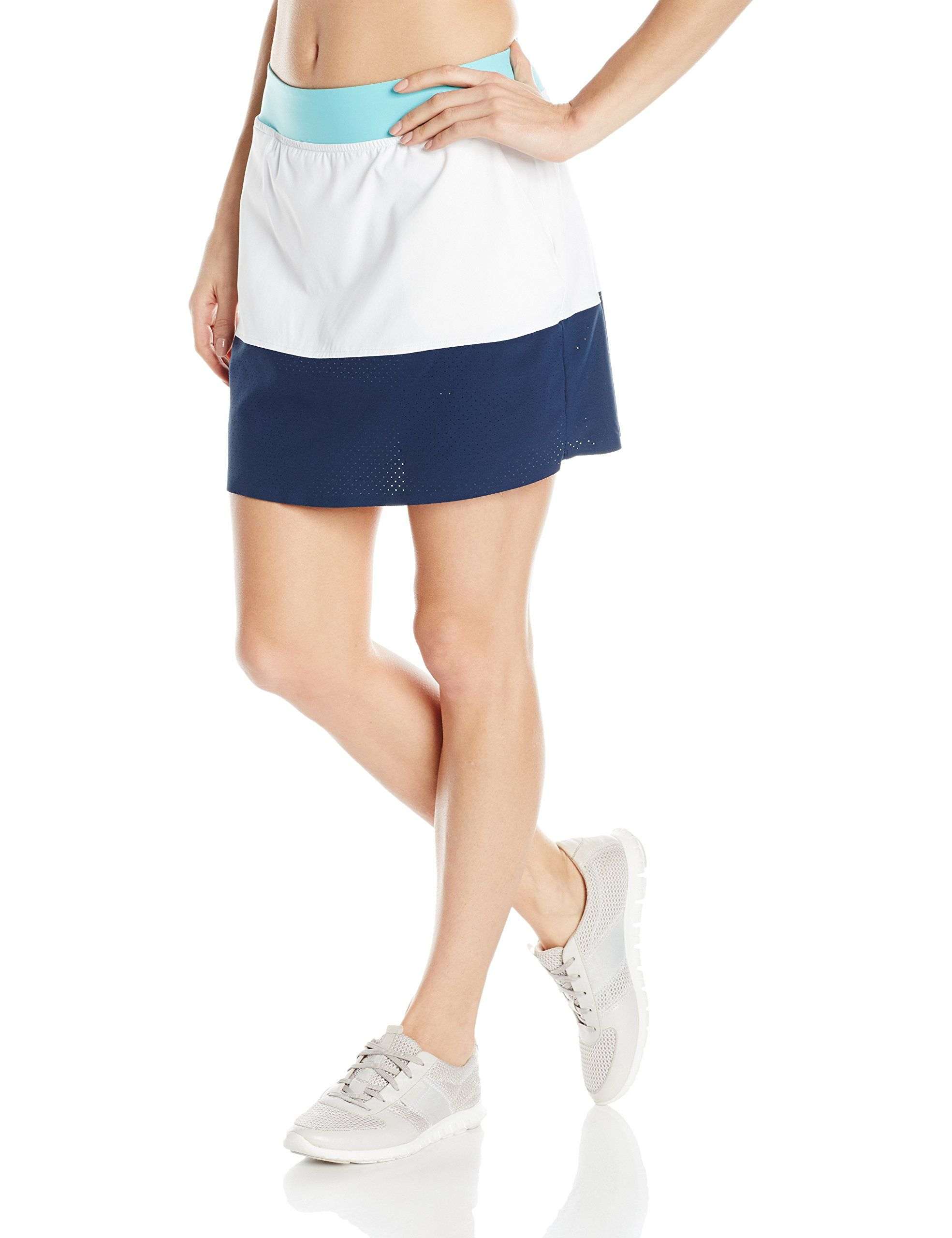 Skechers Womens Front Side Skirt