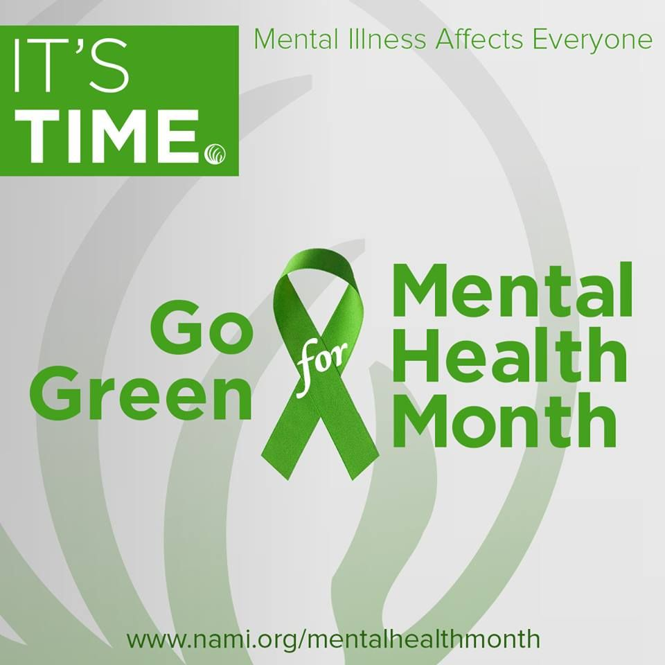 may is mental health awareness month mental health