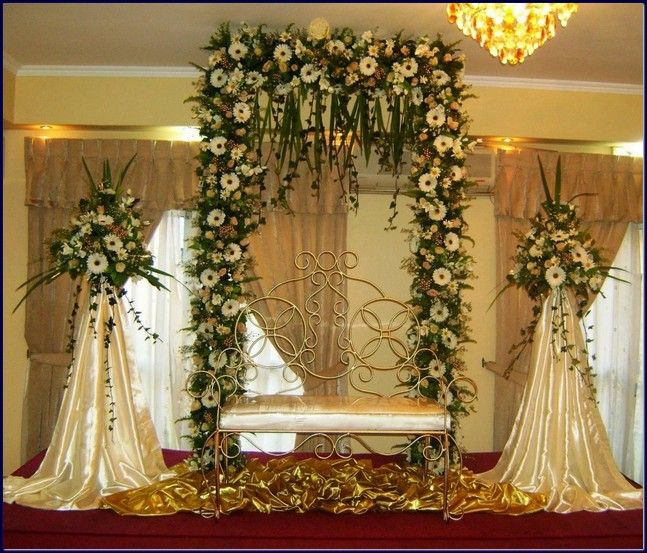 Church Altar Decoration For Wedding: Beautiful Best-wedding-church-altar-decorations