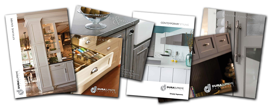 Find Your Cabinet Style And Color Palette With Dura Supreme Cabinetryu0027s  Brochure Collection. Request Your FREE Brochure Packet Today At: ...