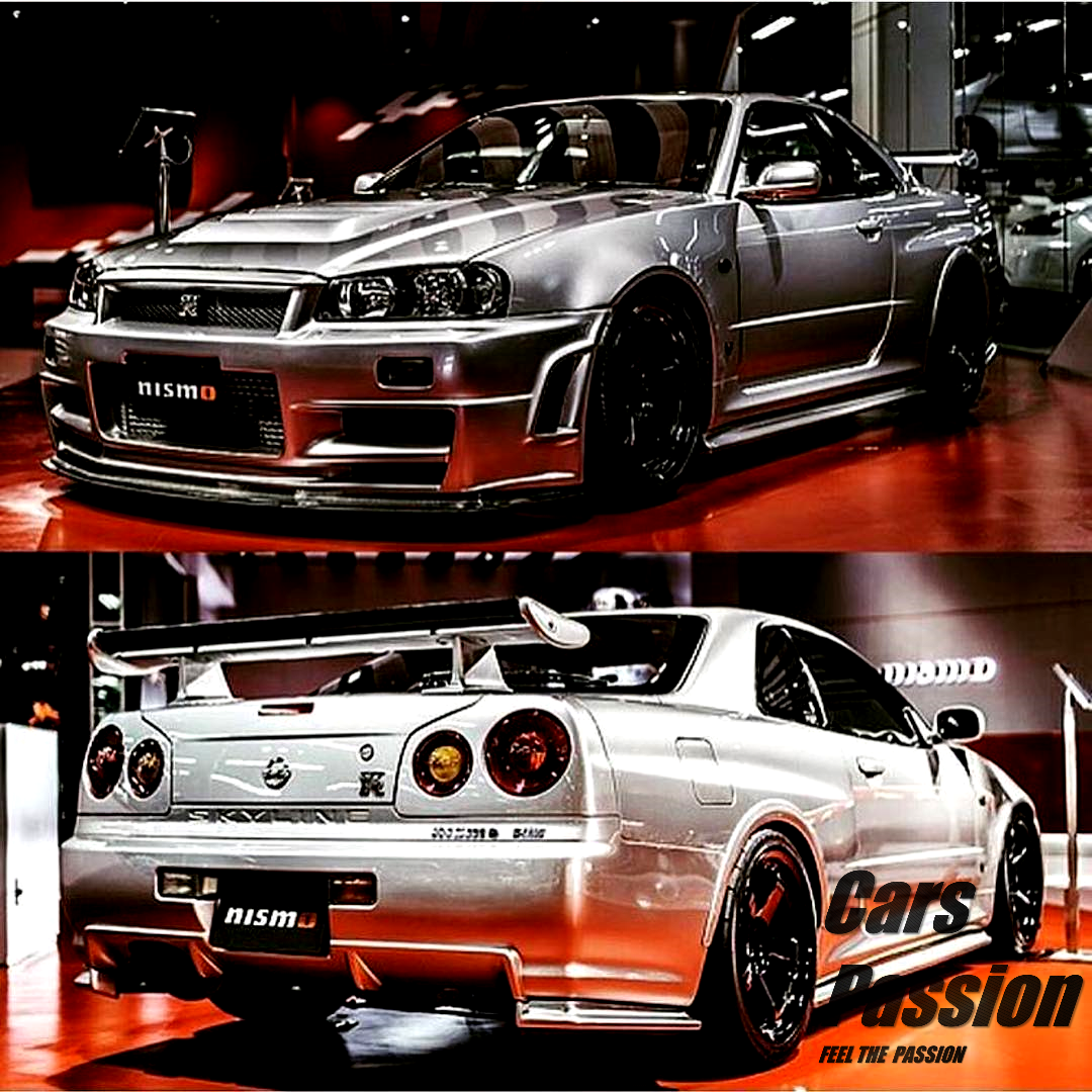 Nissan Skyline R34 #jdm #drifting #supercars #japan #cars #tuning ...