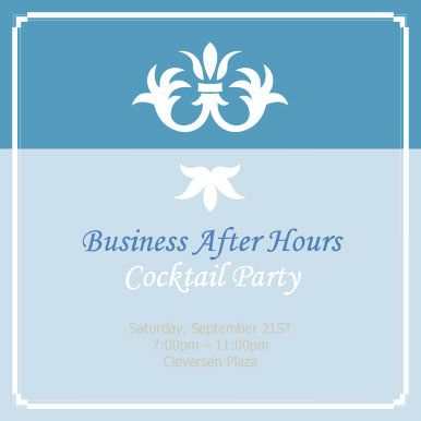 Business after hours cocktail party invitation keepin it cool business after hours cocktail party invitation retirement invitation template printable wajeb Gallery
