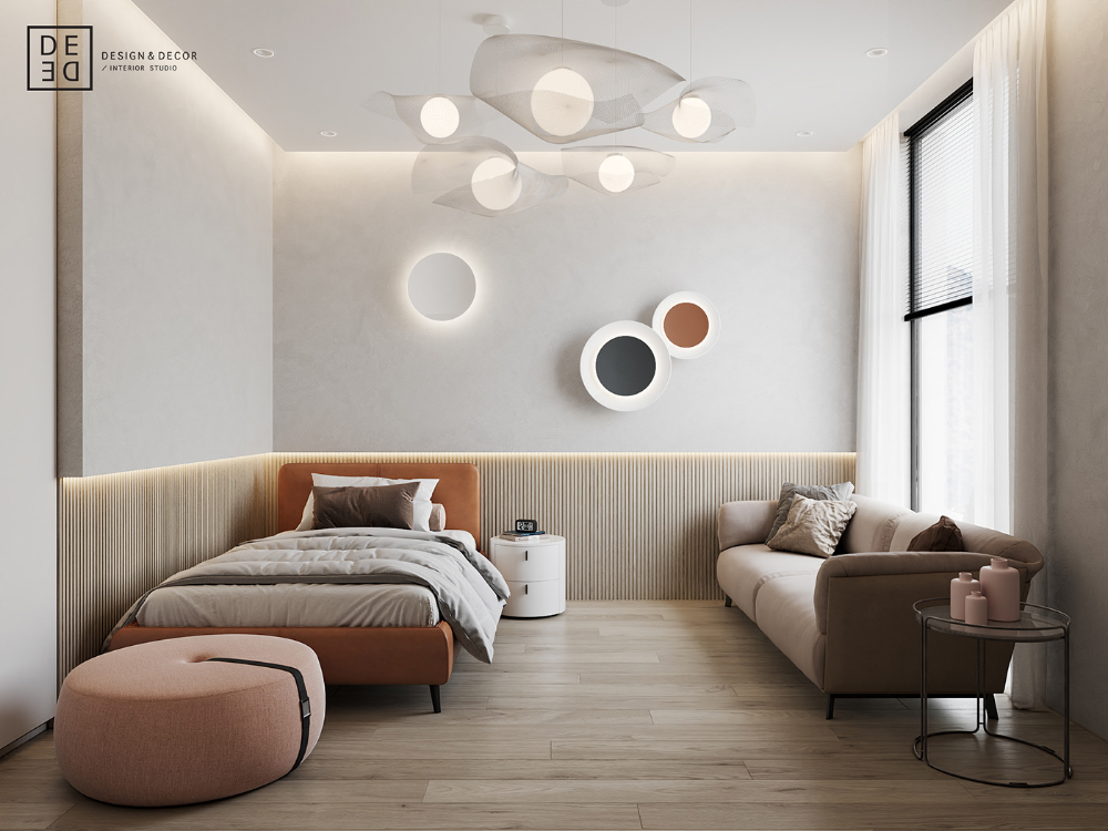 De De Villa On Cyprus Second Floor On Behance In 2020 Home Room