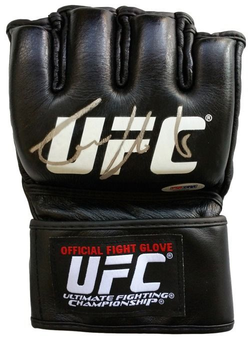 Conor McGregor Signed Autographed Official UFC Fight Glove PSA AB69808
