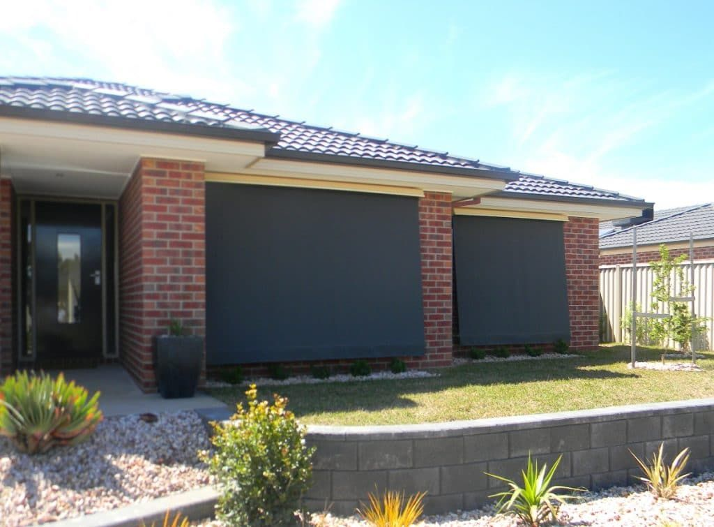 Window Awning Sydney | Window awnings, Blinds, Canvas awnings