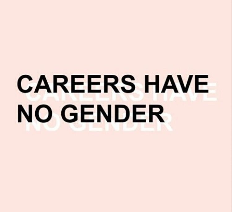 Many Successful Capable Women Have Had A Disdainful Person Tell Them That Their Career Is A Man S Job And Therefore They Feminism Feminist Quotes Equality