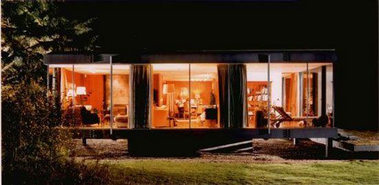 On The Market: 1970S Peter Aldington-Designed Three-Bedroom Modernist House In Higham, Colchester, Essex On the market: 1970s Peter Aldington-designed three-bedroom modernist house in Higham, Colchester, Essex Modernist House modernist house